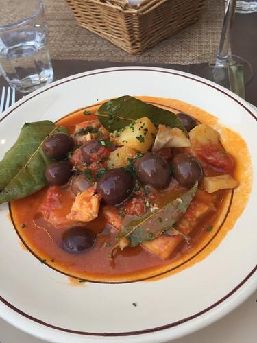Salt cod fish stew | by Emilia Lives Life