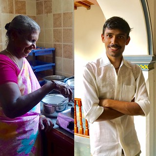 Cook and houseboy, Trivandrum | chris 9 | Flickr