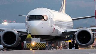 C-FTJV Air Canada Boeing 737 MAX 8 | by Liam Allport
