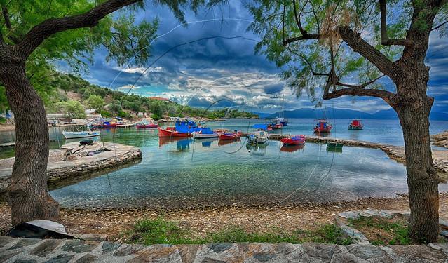 ¨Ορμος Γεροπλίνα Cove Geroplina