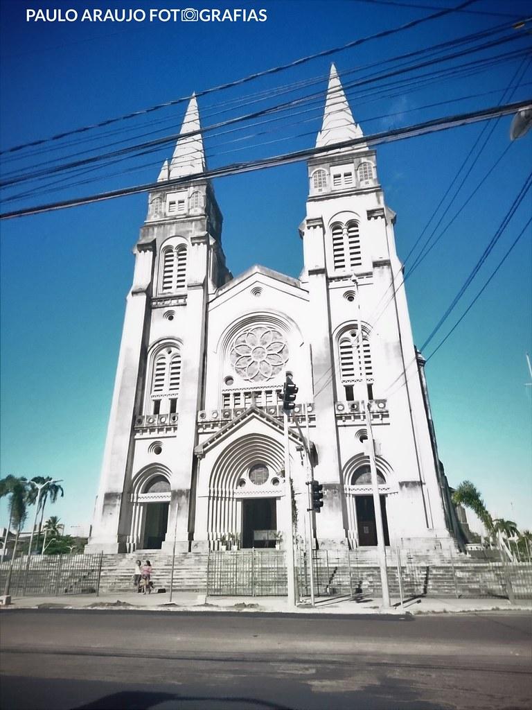 """Série """"EXPLORAÇÕES URBANAS"""" - Catedral Metropolitana de Fortaleza"""