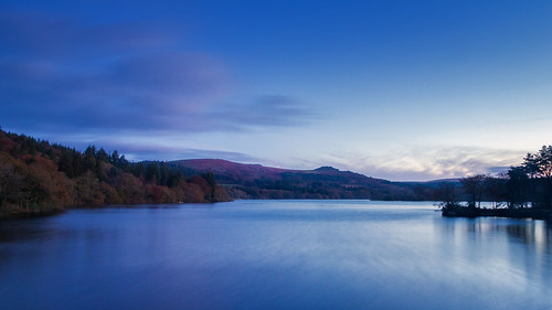 burrator reservoir lake landscapes landscape landmark landscapephotography bluehour sky water trees dartmoor devon uk england outdoor canon efs1585mmisusm eos100d eos