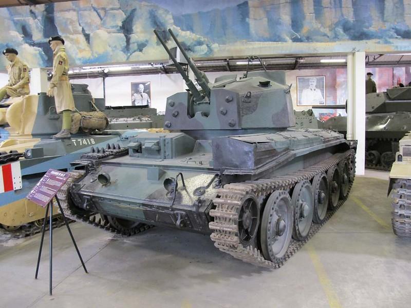 Crusader Mk III AA 1
