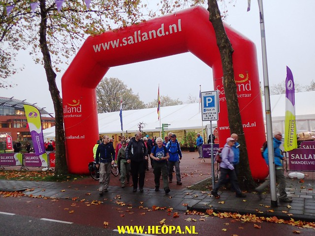 2017-10-24         Raalte 1e dag          31 Km  (16)