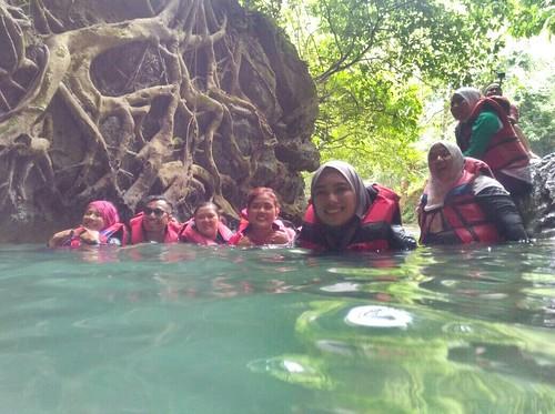Body rafting Citumang