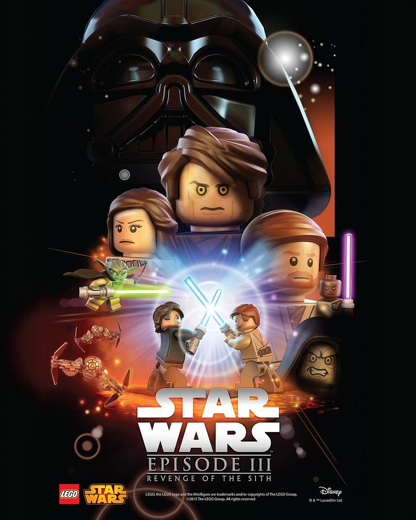 Lego Star Wars Episode Iii Revenge Of The Sith Pasq67 Flickr