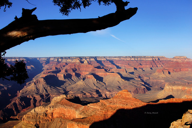Golden Hour-South Rim-Grand Canyon Arizona 00675