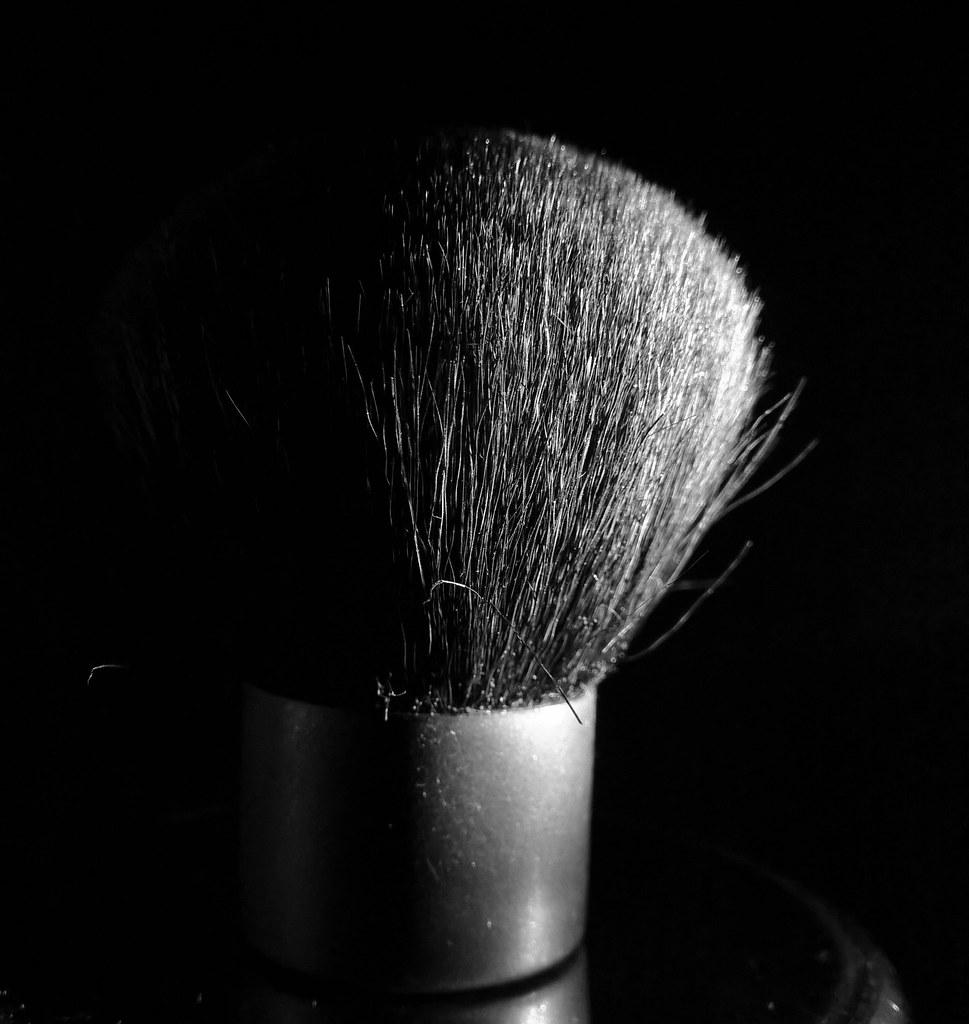 Kabuki brush (in Explore)