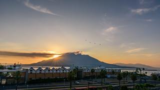 Sakurajima | by fbkphotography