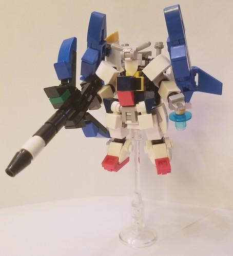 Super Chubdam, inspired by the Super Gundam | by The Hydromancer
