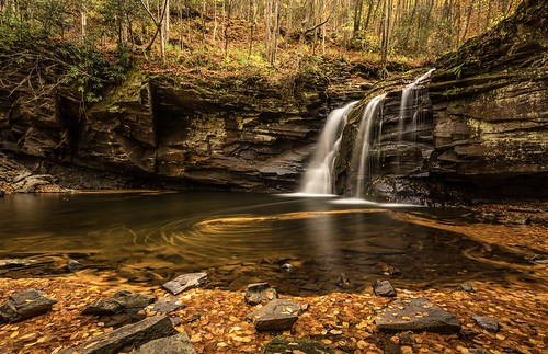 Falls of Seneca Creek | by WVTROUT