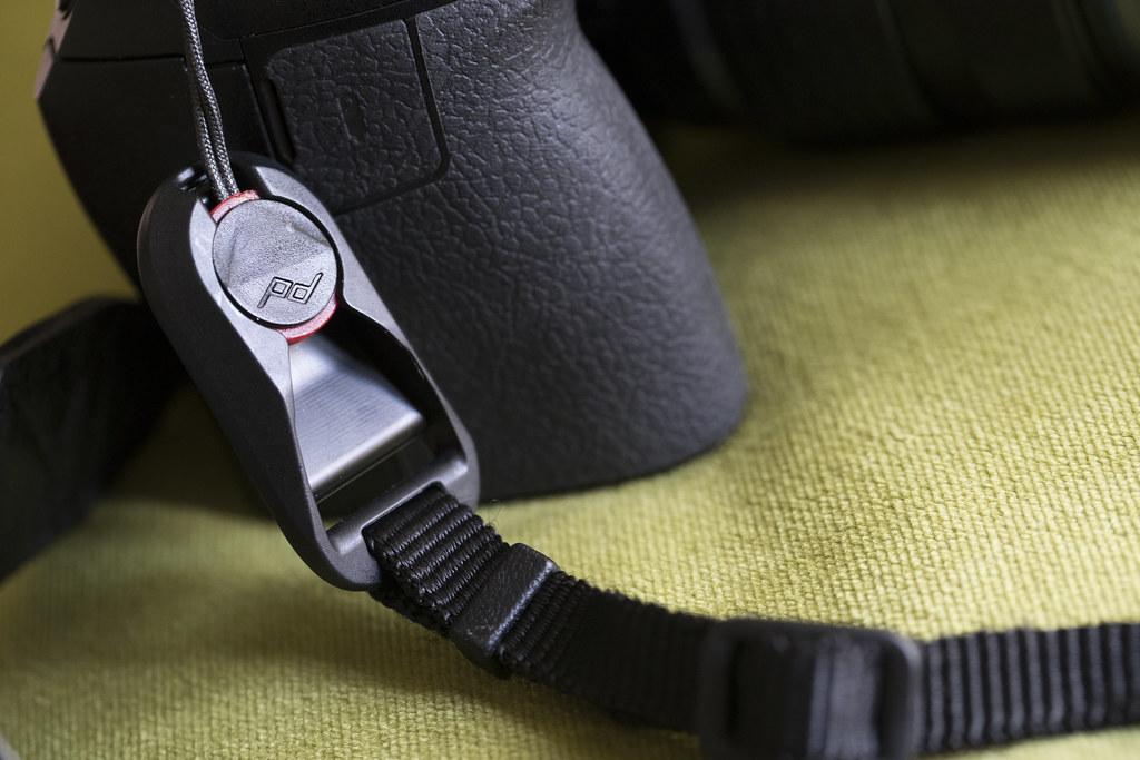 タイムラプス撮影の安全索にピークデザインアンカー