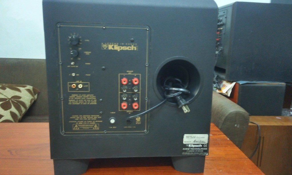 NHO AUDIO-Chuyên loa sub điện -ampli -loa  mỹ -anh - 34