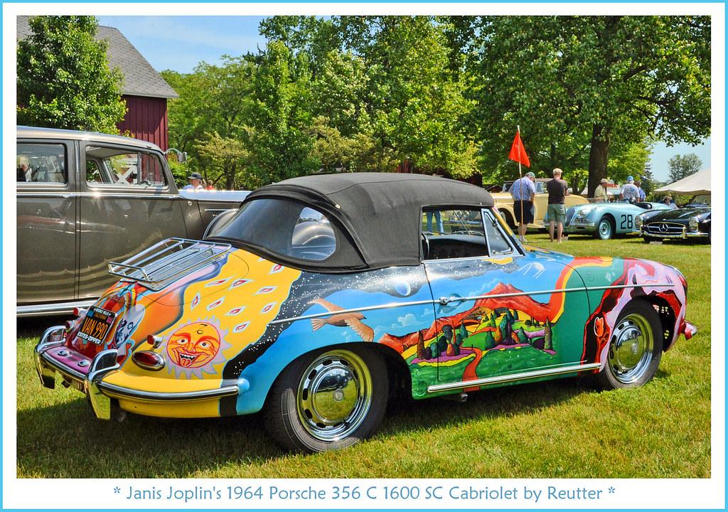 Janis Joplin Car - The Car Database