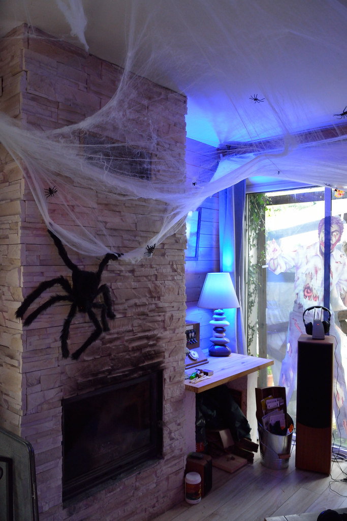 halloween 2018 decoration interieur maison (8) | halloween d ...