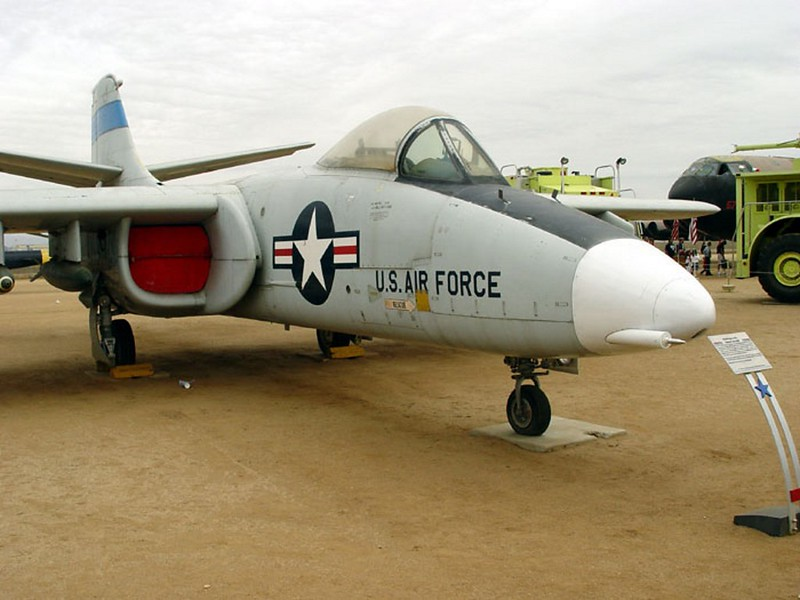 Northrop YA-9A 1