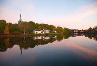 Trondheim våkner