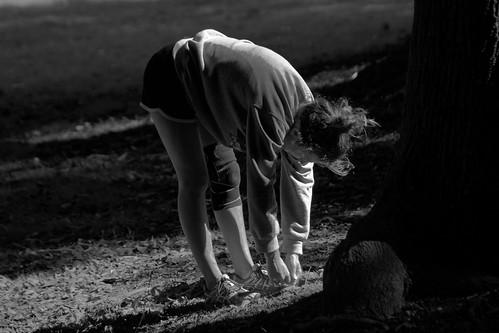 Une fille toute souple - A very flexible girl