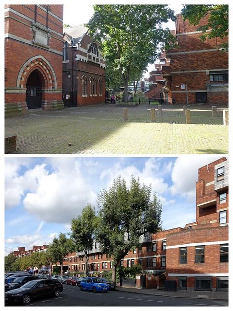 Lillington Garden, Housing, Pimlico, London 1&2