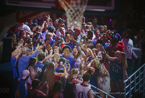 KU Late Night in the Phog 2017