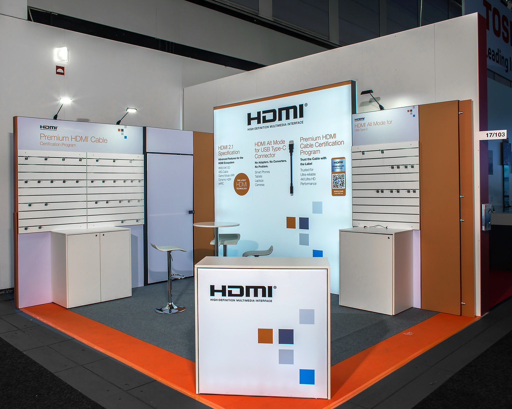 Exhibition Stand Definition : Modular stand expo exhibition stands flickr