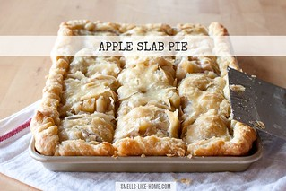 Apple Slab Pie | by Smells Like Home