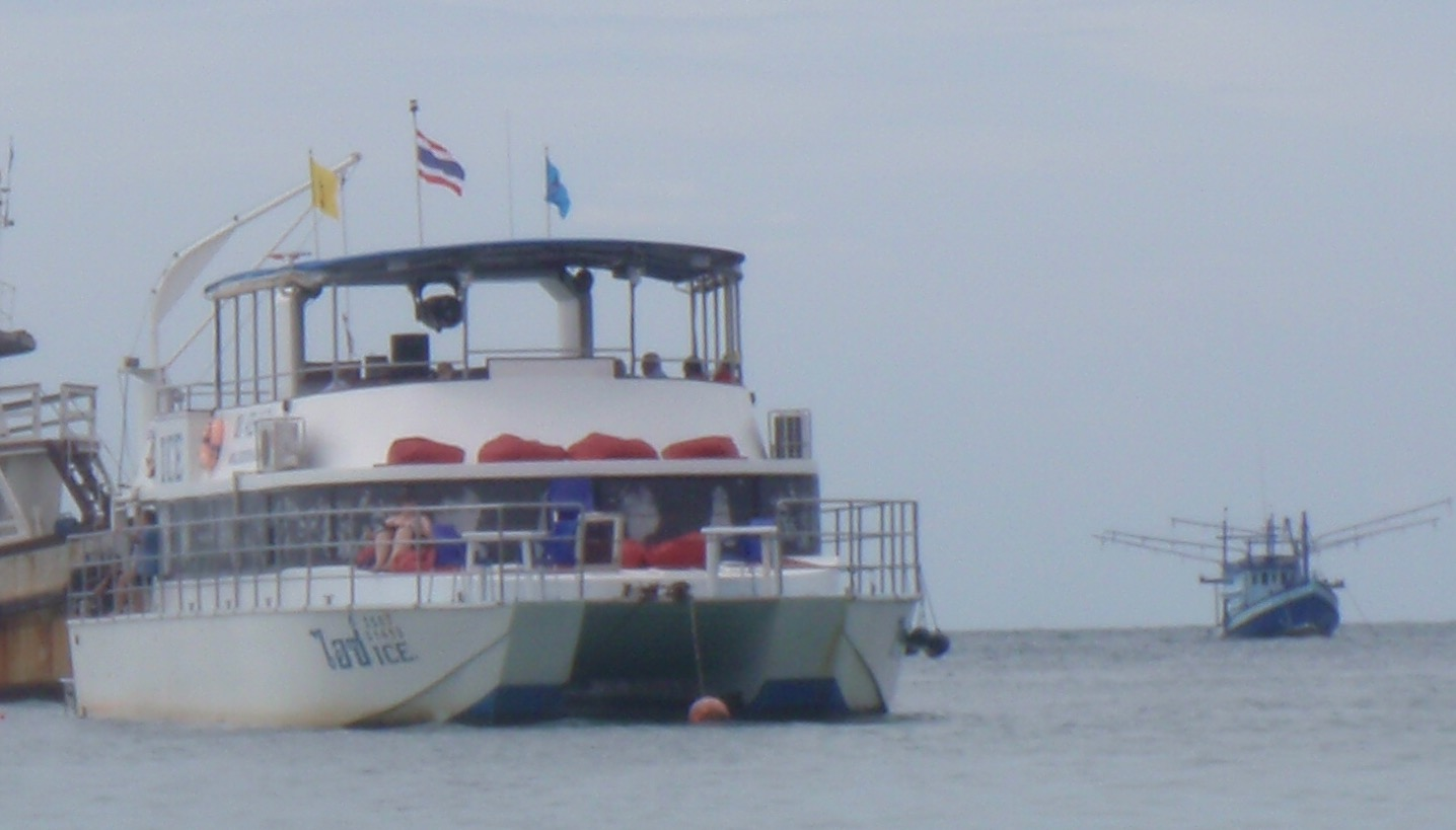 Boat Trip Pattaya 2015