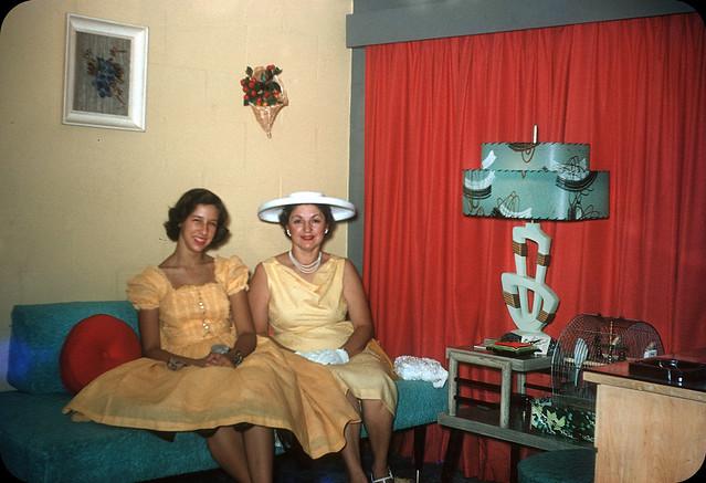 Easter — 1955