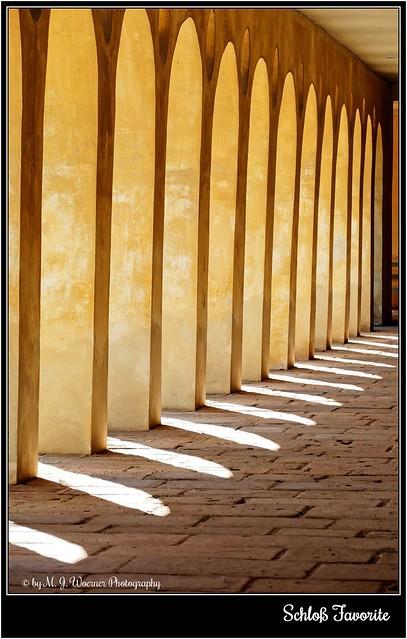 Schloss Favorite – Orangerie 2