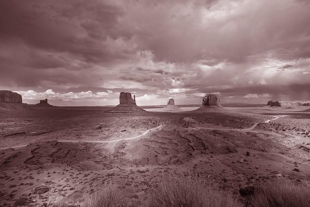 Monument Valley - Navajo County - Arizona - USA