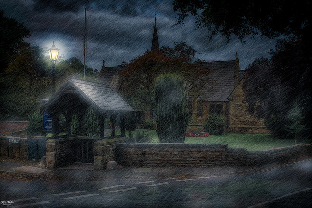 Saint Mark's Church Dunham Massey