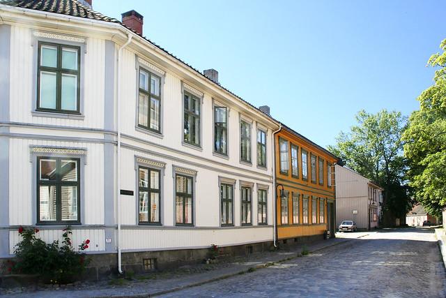 Gamlebyen 2.2, Fredrikstad, Norway
