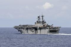 USS Bonhomme Richard (LHD 6) file photo. (U.S. Navy/MC3 Derek A. Harkins)