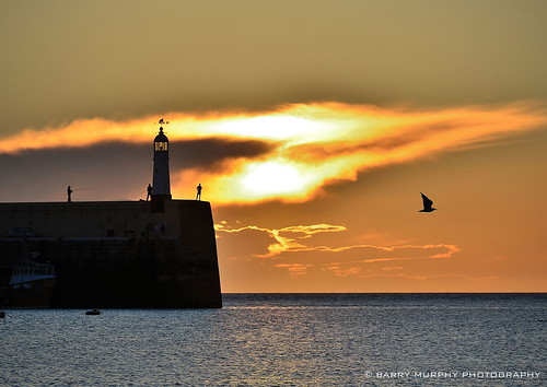 sunset fishing peel isleofman barrymurphy