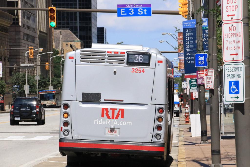 Cleveland, Ohio: (Greater Cleveland Regional Transit Autho