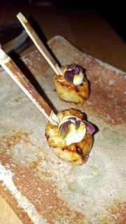 Scallops at ROKA (Medium) | by damselinlondon
