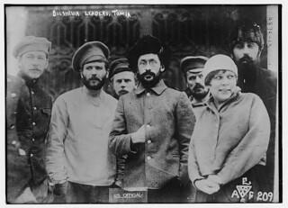 Bolshevik leaders, Tomsk (LOC)