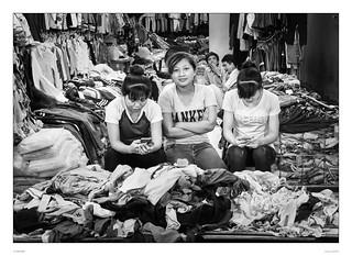 Yankee Trends in Hanoi
