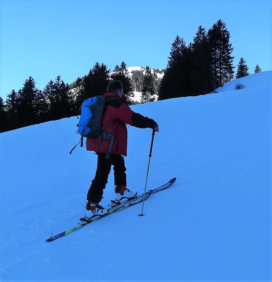 Skitour Stockberg Jan 17'