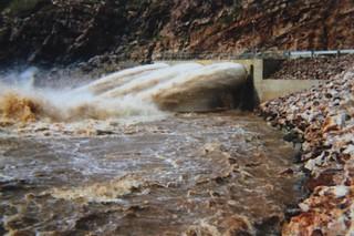 1971-72 - Operation Ord Noah - Ord River Dam - Irrigation Tubes - KHS-2013-31-b-P-BD-16