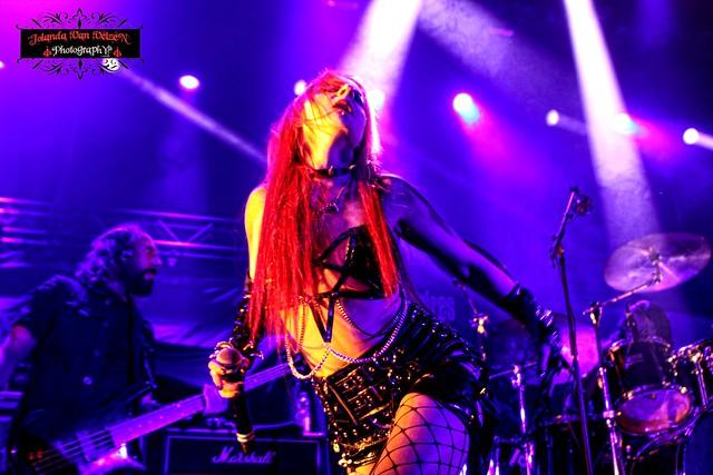 Female Metal Event @ Effenaar, Eindhoven