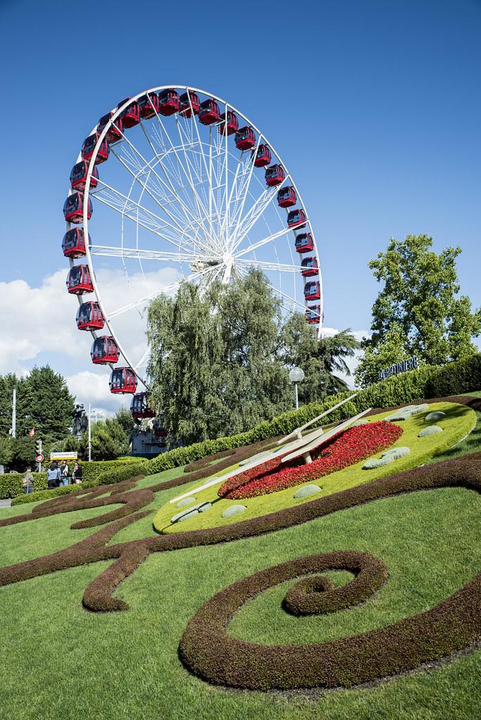 Jardin Anglais Geneve Tiziano Proietti Flickr