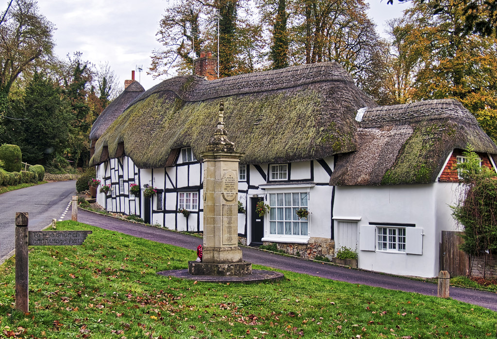 house at Wherewell , Hampshire