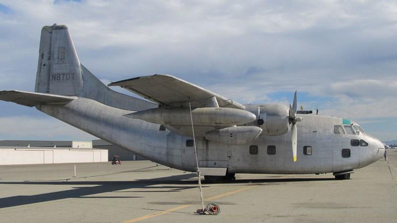 Fairchild C-123K Pakkuja 2