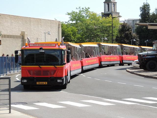DSCN9768 Disneyland Paris Tram 2