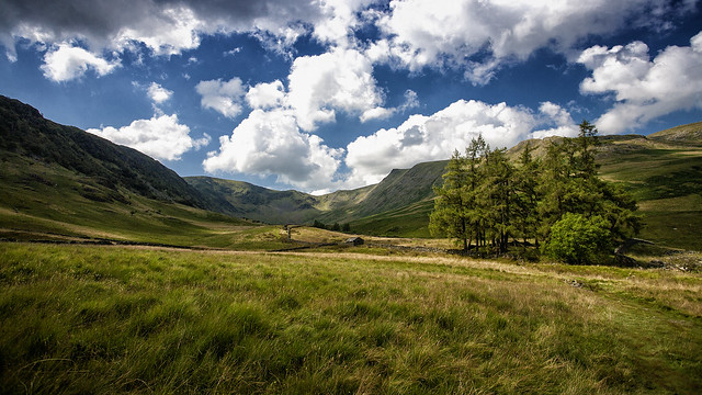Riggindale, Haweswater.
