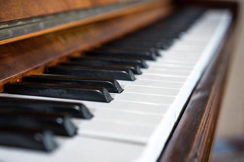 Piano keys | by wuestenigel