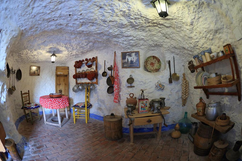 Sacromonte Caves Museum, Granada IMG_7142   Dongning Li   Flickr