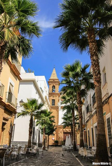 Streets of Cádiz