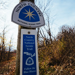 North Country Trail - Follow the Blue Blazes